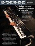 Catalogo Novedades Roland 2008 - MAT Guitar & Bass - Page 6