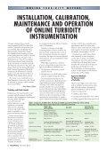 WATERWORKS November 2012 - WIOA - Page 6