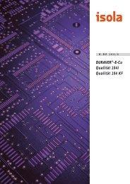 DURAVER®-E-Cu Qualität 104 KF