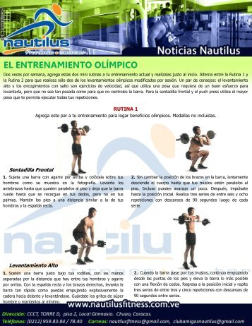 Qu sabes del for Mundo fitness gym