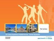 The Cortona Apartments Printable Brochure - Apartments For Rent