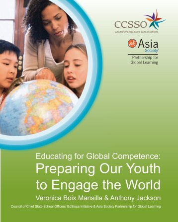 Educating for Global Competence - Asia Society