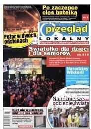 Przegląd Lokalny Nr 3 (1037) 17 stycznia 2013 roku