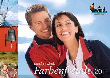 Farbe - Wind-Sportswear