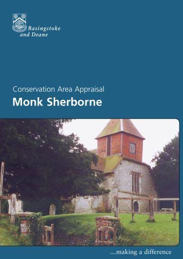 Monk Sherborne - Basingstoke and Deane Borough Council