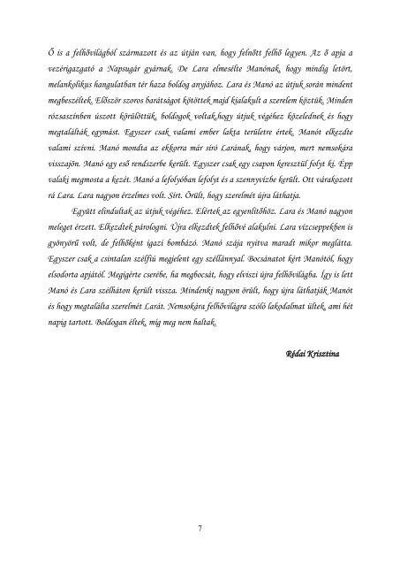 e-mesék - a szerelem meséi - Zrínyi Ilona Gimnázium