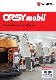 Orsy mobil equipamiento para vehiculos - Fenitel