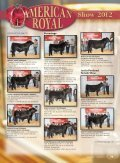 American Royal 2012 - American Simmental Association - Page 4