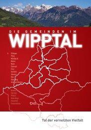 Gemeinden des Wipptales