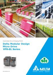 VFD-EL Compact Multi-Function - Brown Group Ltd.