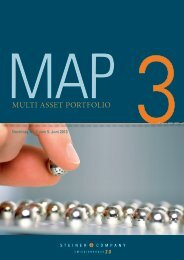 MAP 3 Nachtrag Nr. 2 vom 05.06.2013 - Steiner Company