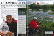 CHAMPION TIPPS - Browning Fishing