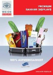 Produktinformation - Weide Displays GmbH