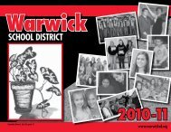 1 - Warwick School District