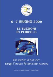 6 -7 GIUGNO 2009 - La Tramontana