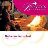 Barbados isst scharf