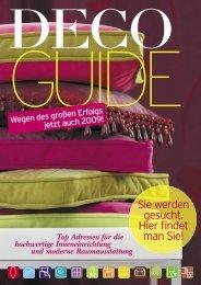 Guide Flyer2009