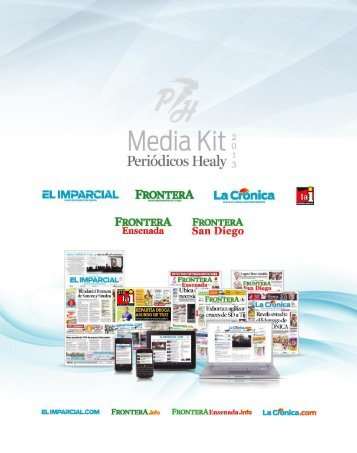 Media Kit PH - El Imparcial