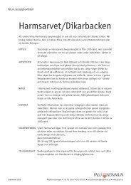Harmsarvet/Dikarbacken – karta för utskrift (pdf 2,6 MB)