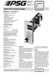 ETR51 - PSG Plastic Service GmbH