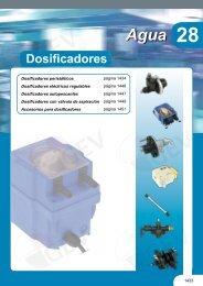Dosificadores - Gev-online.es