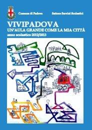 Progetto 2012/2013 - Comune di Padova
