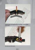 Anleitung für Niederhalter-Reparatur BSH ... - KOMTRA GmbH - Page 7