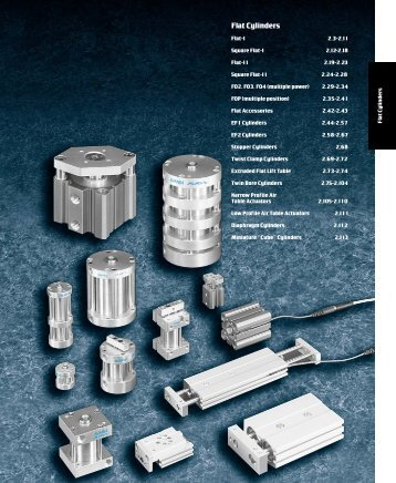 Local copy of Flat-1 catalog pages - MagellanTech