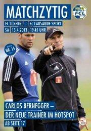 Ausgabe 15 pdf - FC Luzern