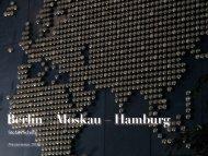 Berlin – Moskau – Hamburg