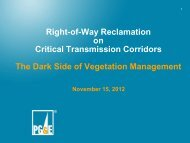 The Awkward First Step in Integrated Vegetation Management (Bell)
