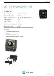 LK 100 SmartComfort CT