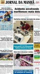 Acidente envolvendo marilienses mata dois - Jornal da Manhã