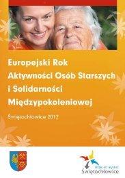 Oferta zajęć dla seniorów - Świętochłowice