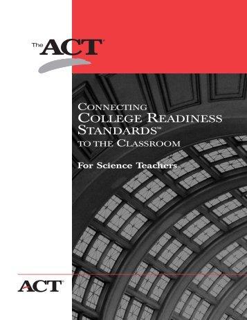 ACT_Science start on pg. 19.pdf - Warren County Schools