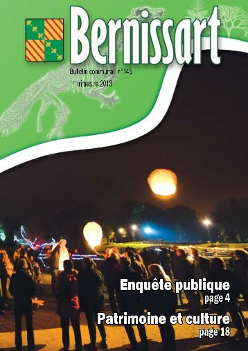 Bulletin communal - Bernissart