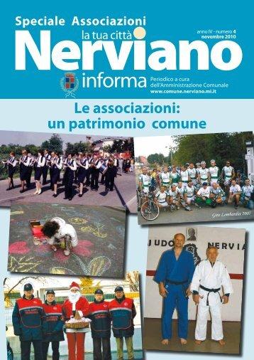 Le associazioni: un patrimonio comune - Comune di Nerviano