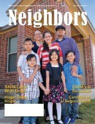Edicion de Verano 2013 - San Antonio Housing Authority