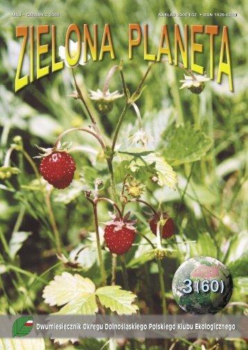 MAJ – CZERWIEC 2005 NAKŁAD 2000 EGZ. • ISSN 1426-6210