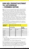 känn till säkerhetsriskerna innan du agerar - Hengenvaara - Page 5