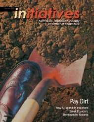 Pay Dirt - Huntsville/Madison County Chamber of Commerce