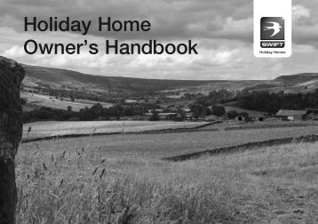 2012 Holiday Home Handbook - Swift Group