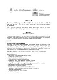 02. Pregled in potrditev zapisnika 16. redne seje Občinskega sveta ...