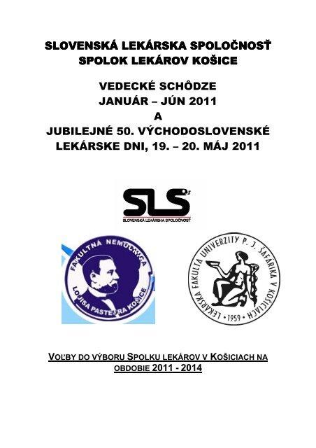 slovenská lekárska spoločnosť slovenská lekárska spoločnosť ...