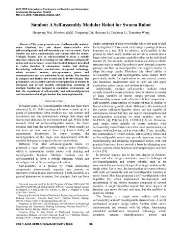 swarm intelligence research paper