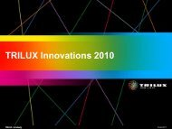 TRILUX Innovations 2010