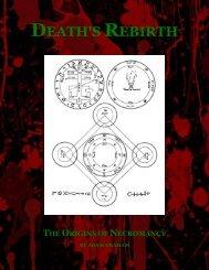 DEATH'S REBIRTH - Liber Fanatica