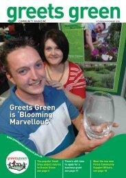 October/November 2008 - The Greets Green Partnership Legacy ...