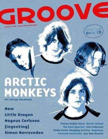 Simon Norrsveden - Groove