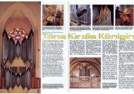 Mannesmann Illustrierte - April 1976 - Orgelbau Weimbs